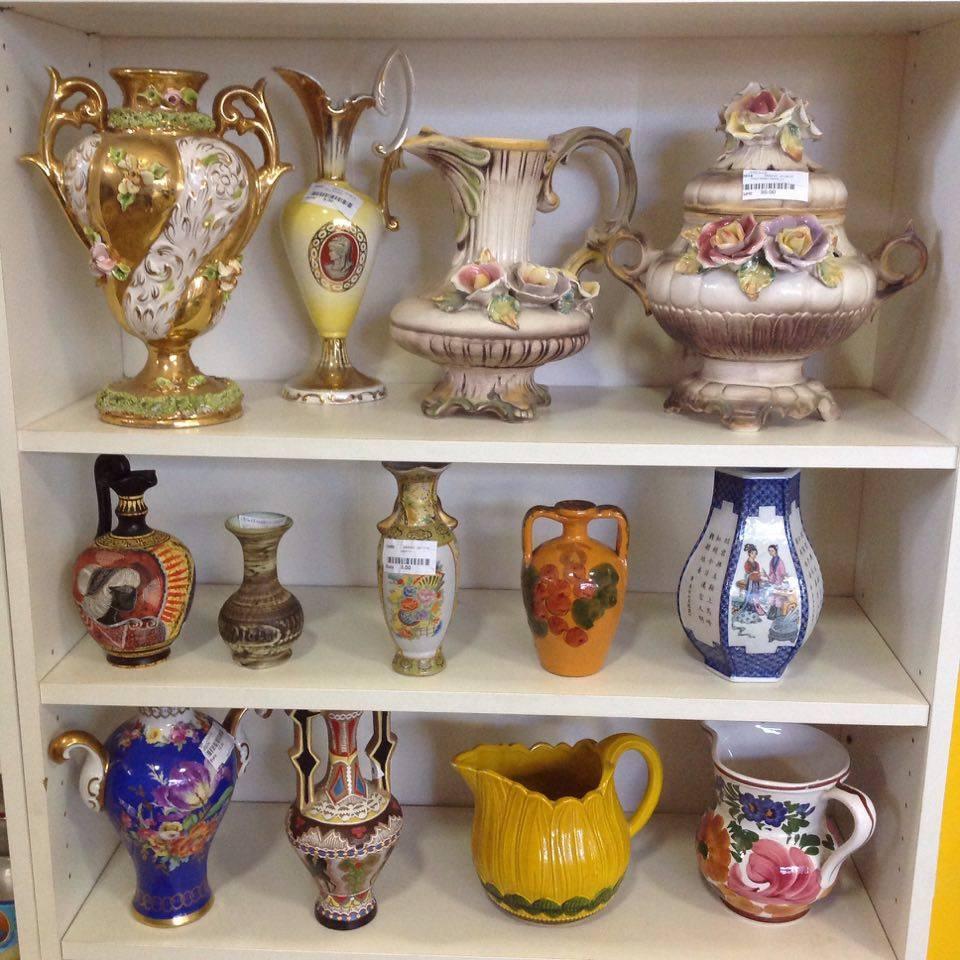 vasi capodimonte limoges in porcellana ceramica resina