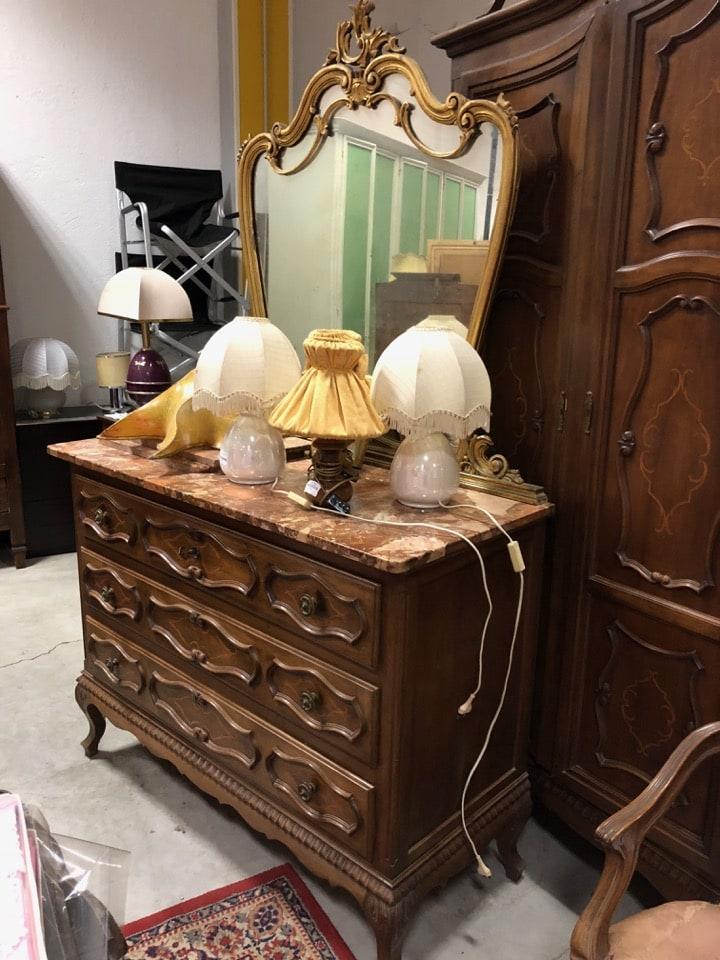 camera da letto baocco 1