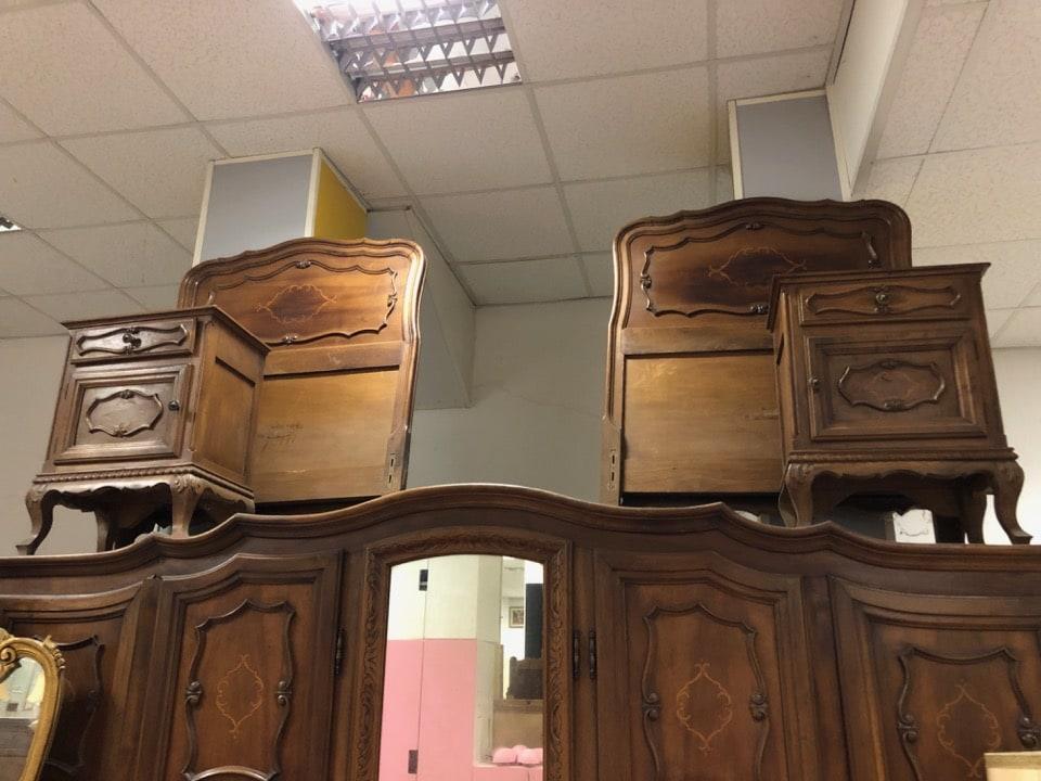 camera da letto baocco 3