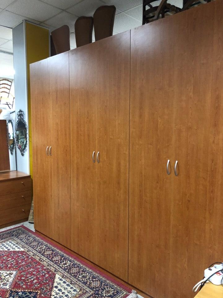 Armadio moderno compreso di com con specchiera e 2 for Scrittoio ciliegio moderno